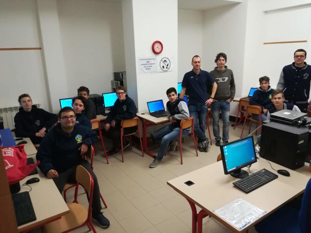 Service Learning in azione alla Secondaria di San Bartolomeo!